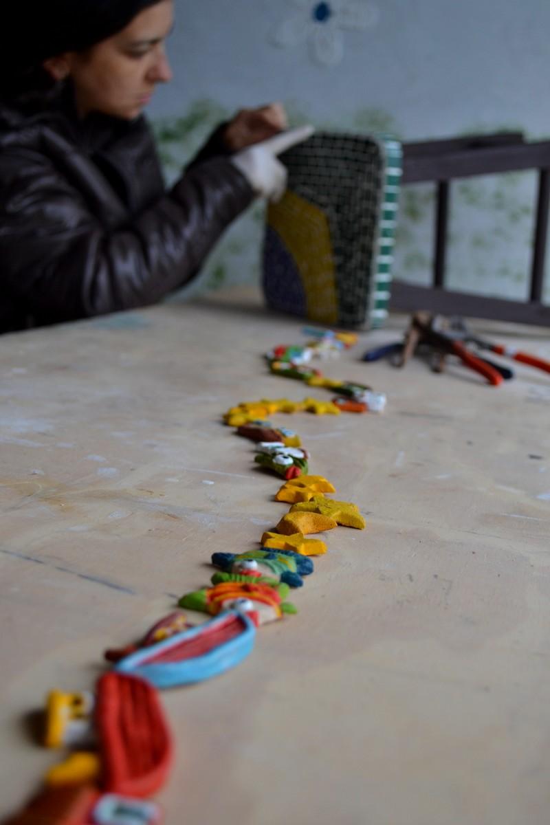 Mosaico 1 valendo