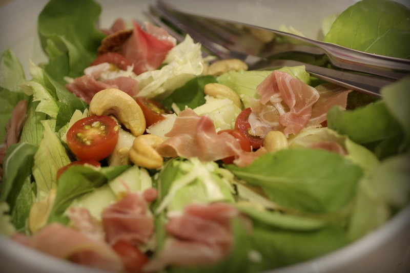 Salada 4 valendo