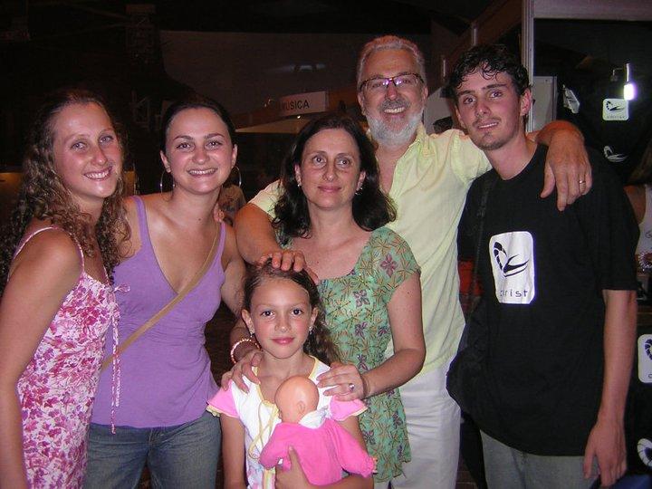 Toque Eterno família