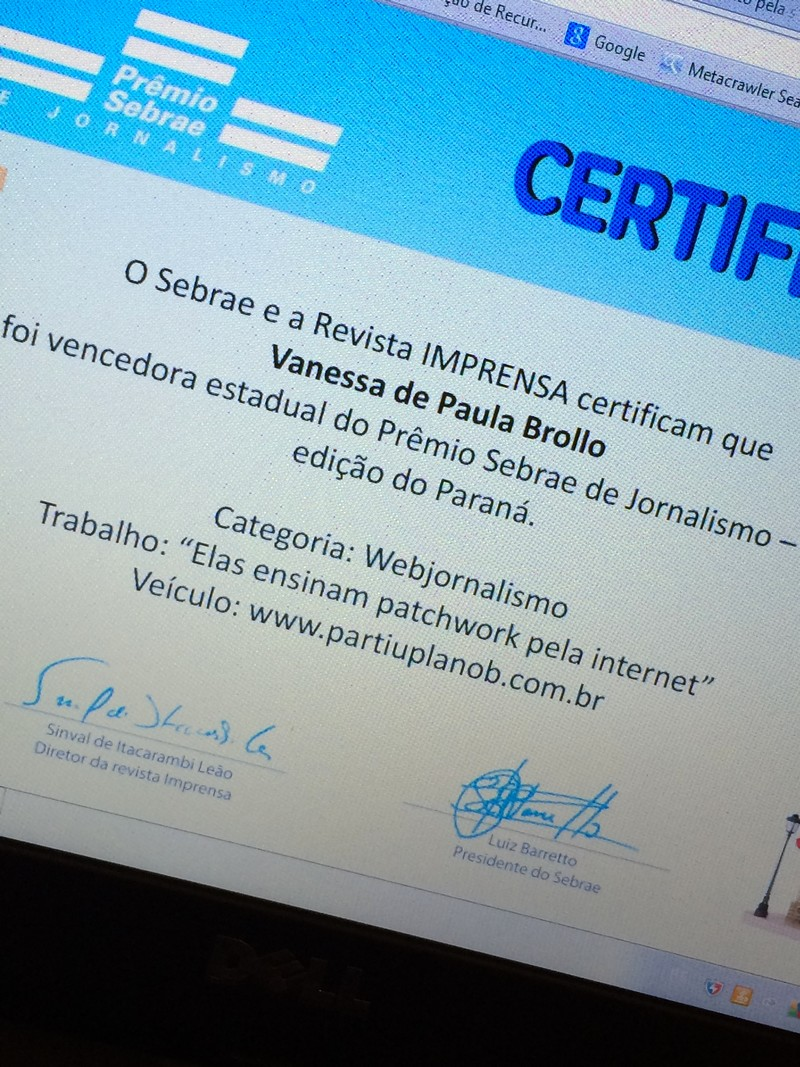 certificado valendo