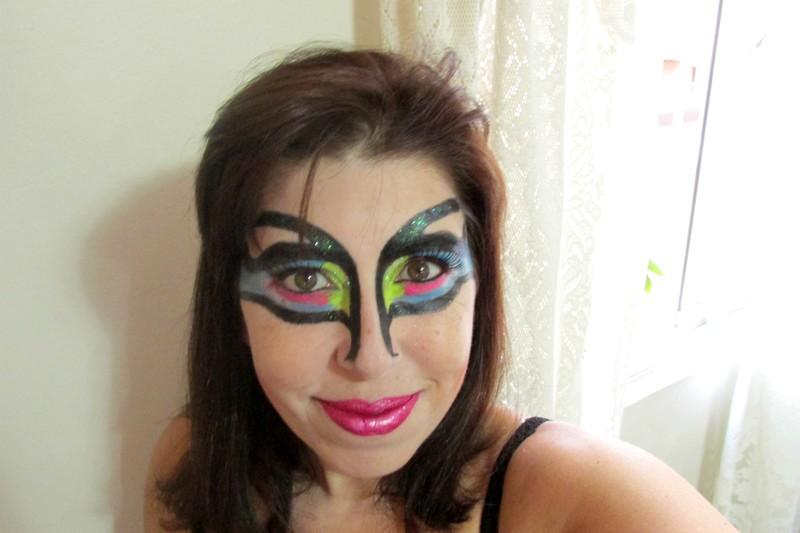 Maquiagem artística-1