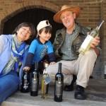 O sonho de uma vinícola se tornou realidade para essa família