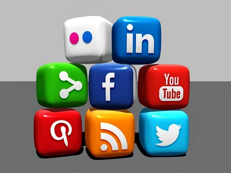 Redes sociais -Partiu Plano B