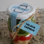 Receita de salada no pote e dicas para vender