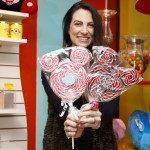 A advogada que uniu a paixão pelo comércio e por doces