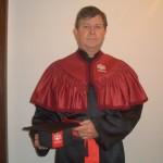 O engenheiro mudou de profissão aos 58 anos e agora é advogado