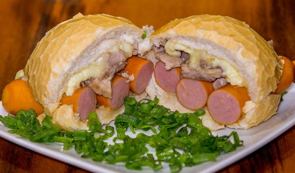 Sanduíche Bar do Pachá