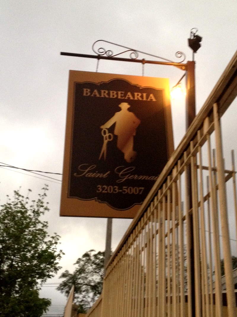 Barbearia -Partiu Plano B