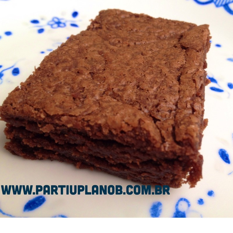 Brownie- Partiu Plano B