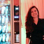 Uma vending machine para chamar de minha
