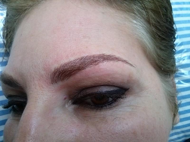 Rose Amaral- dermopigmentação