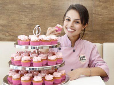 A dentista que faz cupcakes prova que é possível amar duas profissões