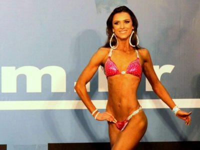 Antes de ser bikini fitness ela era sommelier e chefe de cozinha
