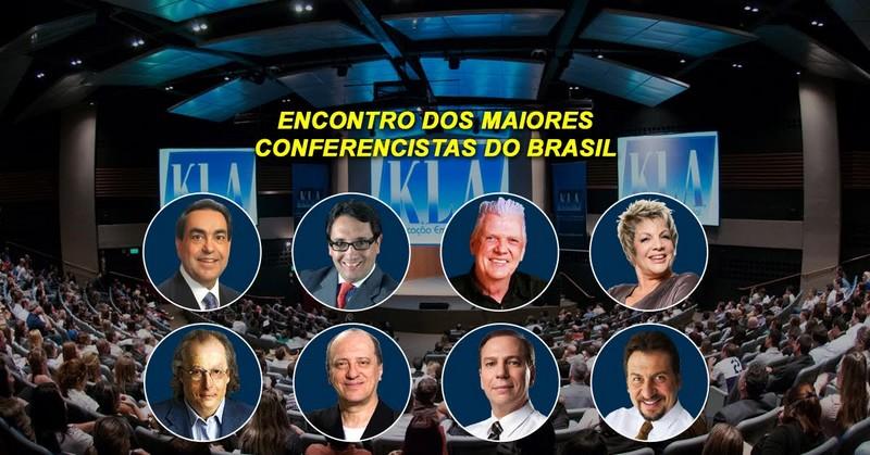 Maiores Conferencistas- Partiu Plano B