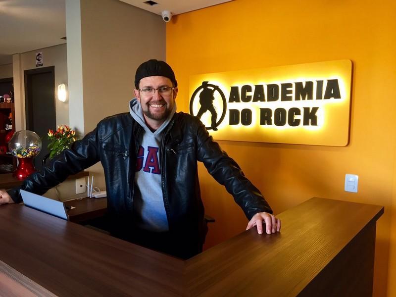 Academia do Rock- Partiu Plano B