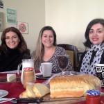 3 amigas, 3 produtos e um kit de café da tarde de sucesso