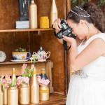 Ela queria ser feliz no trabalho e conseguiu depois que se tornou fotógrafa