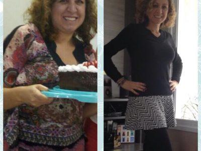 Emagreci 15 quilos com reeducação alimentar e ballet clássico
