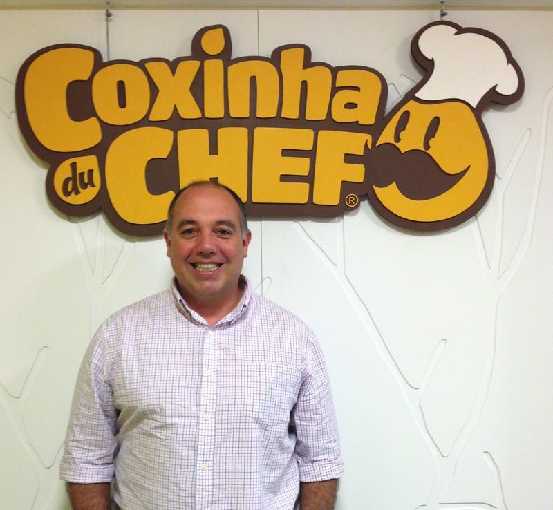 Coxinha du Chef- Partiu Plano B