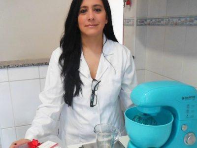 A pesquisadora científica com pós doutorado que faz alfajor