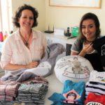 Empresárias apostam em roupas infantis que não determinam gênero