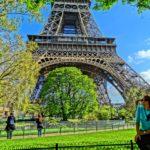 A paixão por Paris ajudou a doutoranda em genética a encontrar um Plano B
