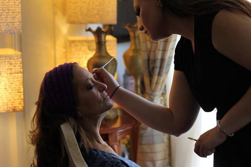 Glaucia maquiadora- Partiu Plano B