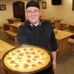 O analista de sistemas abriu uma pizzaria para celíacos