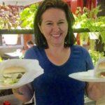 De dona de casa a empresária do ramo da gastronomia