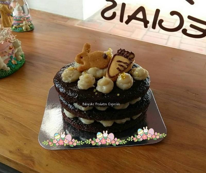 Baby Cake-Partiu Plano B