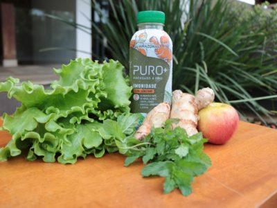 Empresa vegana de sucos prensados a frio cresce 30% ao mês
