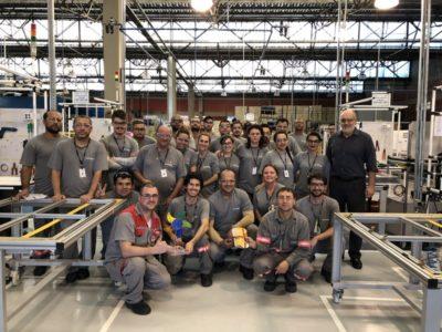 O sucesso depois do curso técnico-A prática do curso técnico ajudouo engenheiro a se tornar gerente geral de uma grande empresa