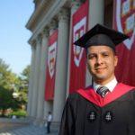 O sucesso depois de um curso técnico- O curso de eletrônica no Senai foi o primeiro passo para chegar a Harvard