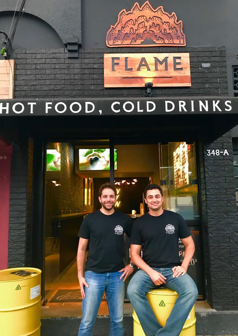 Flame- Partiu Plano B
