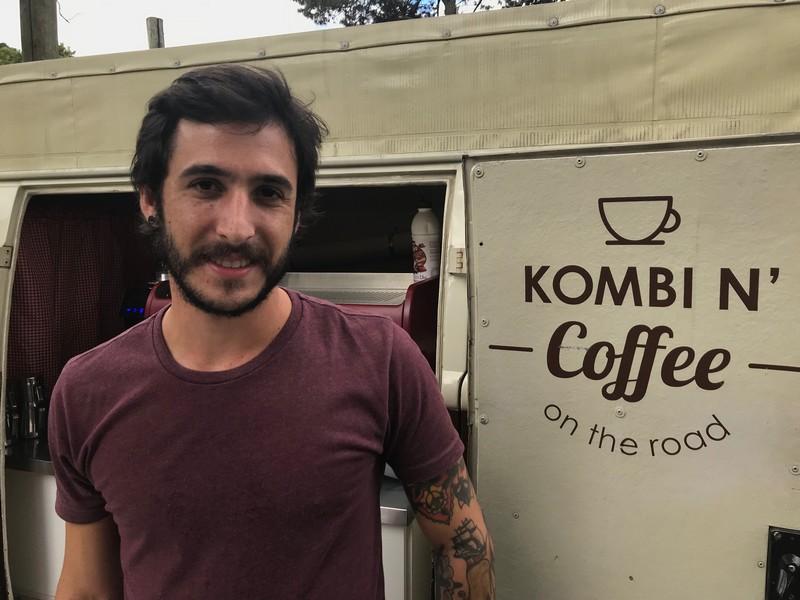 Kombi Coffee- Partiu Plano B