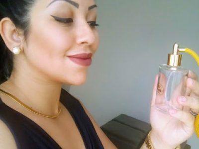 Saiu da área da saúde para produzir perfumes que até quem tem rinite alérgica pode usar