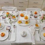 A confeiteira abriu a própria casa para receber pequenos grupos para tardes com chá, delícias e boa conversa