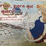 Livro do grupo ciranda bordadeira propõe reflexão sobre atualidade com ilustrações de bordados lindos de ver
