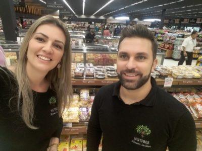 Começaram na cozinha de casa produzindo alimentos saudáveis e este ano devem ter um faturamento de R$ 2,5 milhões