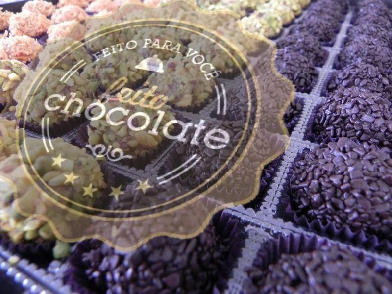 Feito Chocolate Partiu Plano B