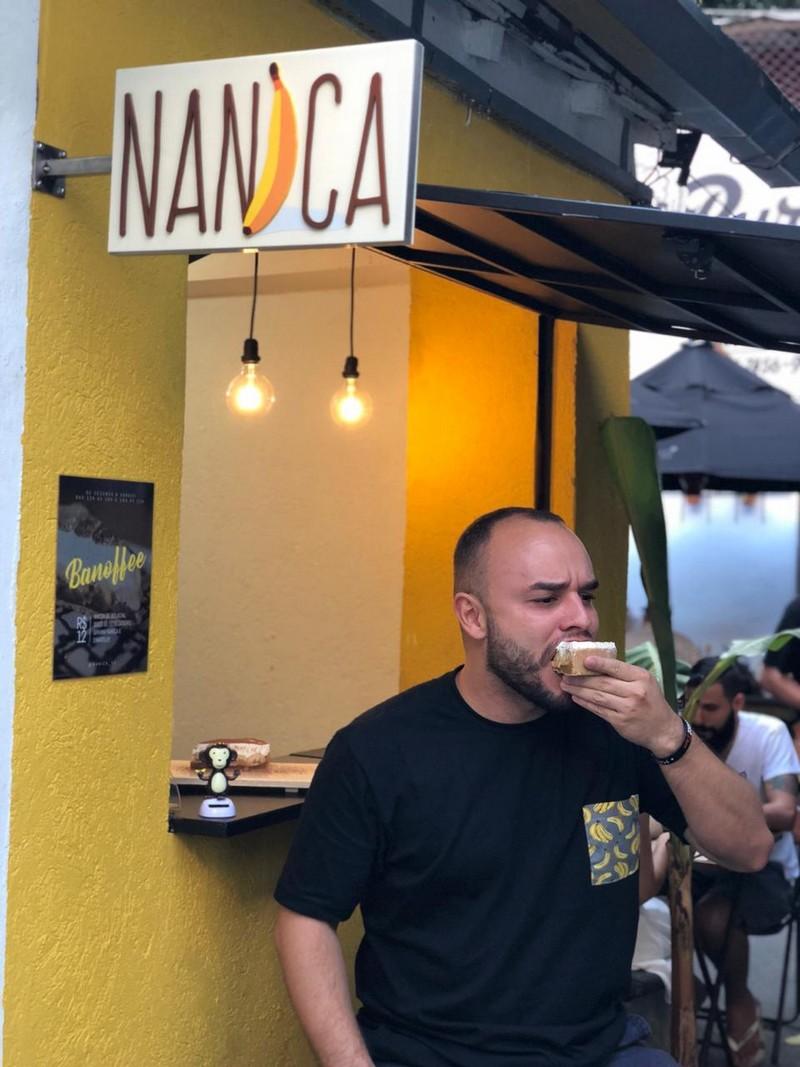 Nanica- Partiu Plano B