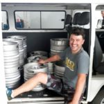 O ex-executivo de vendas decidiu partir plano b fabricando cerveja