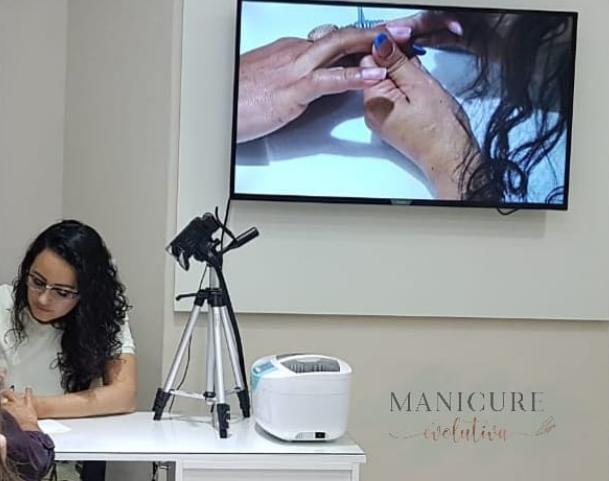 Manicure evolutiva