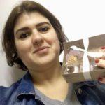 Caixinha de degustação ajuda avender muita palha italiana