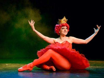 A dança é disciplina, persistência, beleza e inspiração para a vida