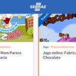 Sebrae/PR incentiva empreendedorismo com jogos online gratuitos