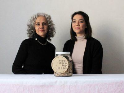 Atriz aposta na produção de granola para driblar a crise