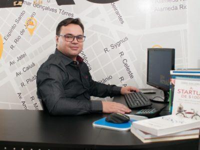 Empresário cria aplicativo que integra clientes e profissionais autônomos